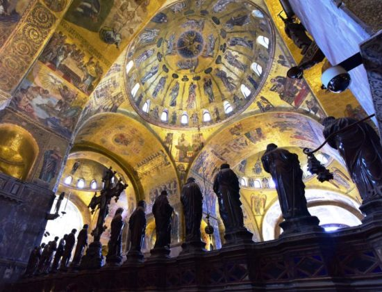 St. Mark's Basilica – Guided Tour