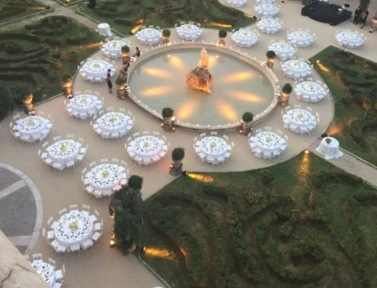 Borghese Gallery – exclusive event location