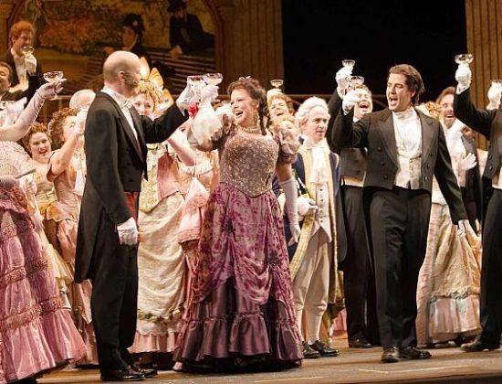 La Traviata – Opera in Florence