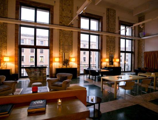 Chorus Café – exclusive event location