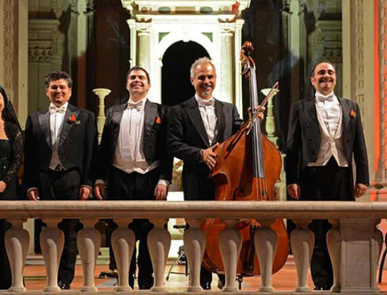 The Three Tenors in Concert – Florence