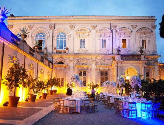 Villa Aurelia – exclusive event location