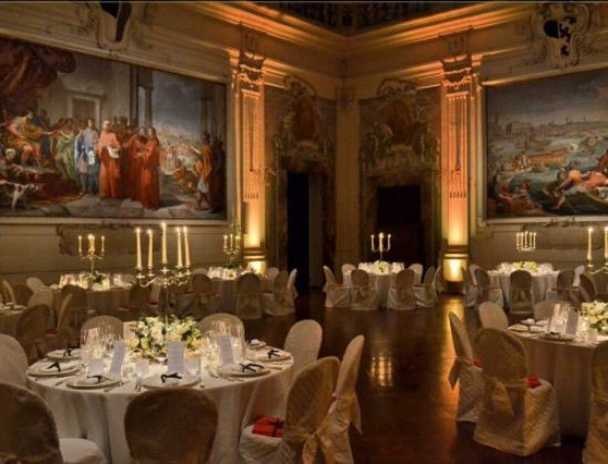 Palazzo Capponi – exclusive event location