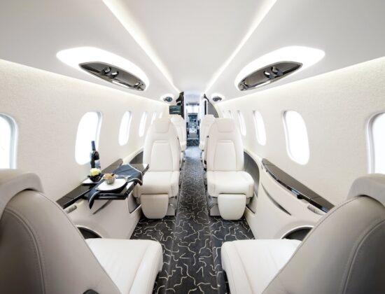 Voli privati con jet